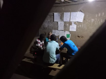 Research in Nakivale Refugee Settlement in collaboration with Nakivale Researchers Network (NRN) © Karen Büscher, 2019