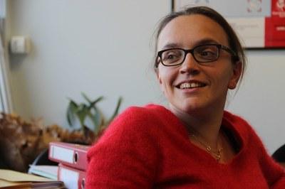 Veronique Van Speybroeck