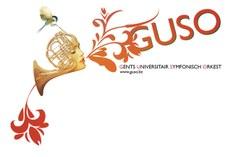 Gents Universitair Symfonisch Orkest Logo