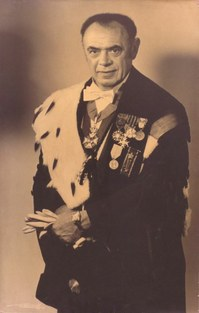 Portret J.J. Bouckaert