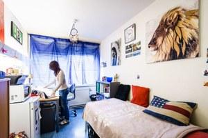 Bewoonde kamer in home Astrid