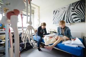 Kamer in home Boudewijn