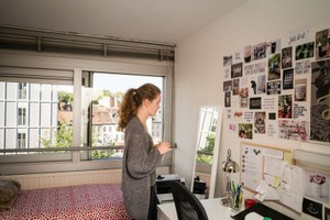 Kamer in home Fabiola