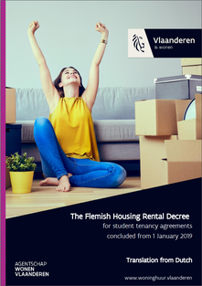 Brochure Flemish Housing Rental Decree