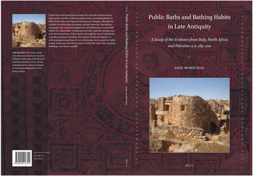 cover Public Baths and Bathing Habits, publication by Sadi Marechal (vergrote weergave)