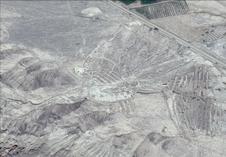 Eeuwenoude rrigatiesystemen in Turpan (Xinjiang, China)