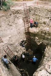 Excavation Sector 5 - Tell Tweini (Syria)
