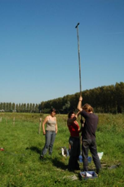 archeologische radiocarbon dating