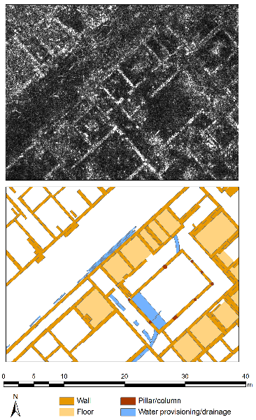 Ground penetrating radar applied to archaeology (2006