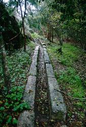 Aquaduct channel Ammaia