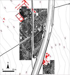 Ammaia Forum: resultaten opgravingen en georadar-onderzoek