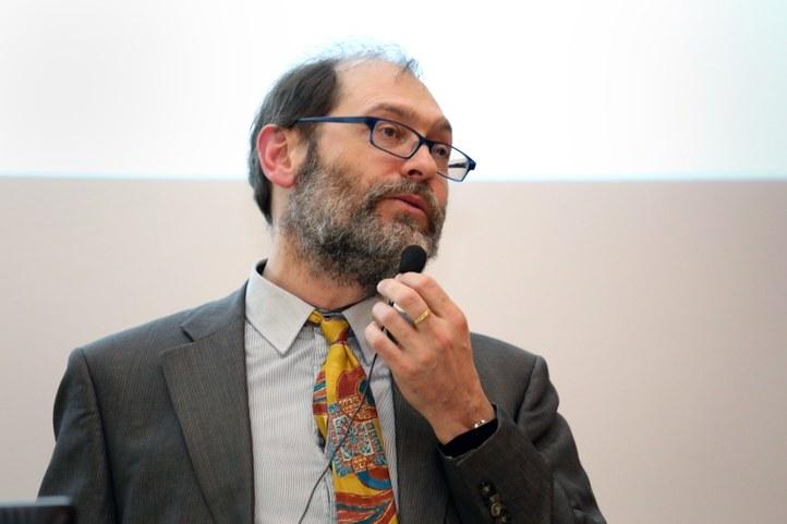 Opening vleugel Loveling - Toespraak door prof. Koen Verboven, voorzitter facultaire bibliotheekcommissie Letteren en Wijsbegeerte