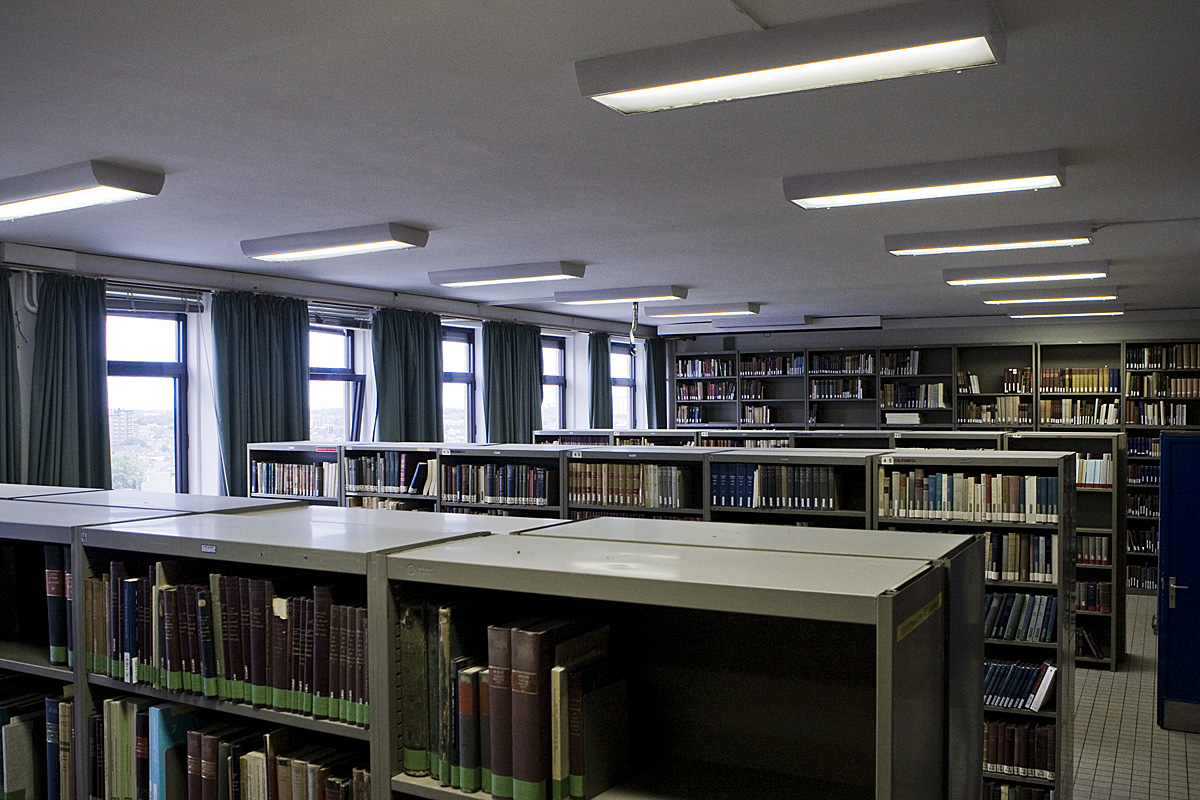 2010. Seminariebibliotheek geschiedenis