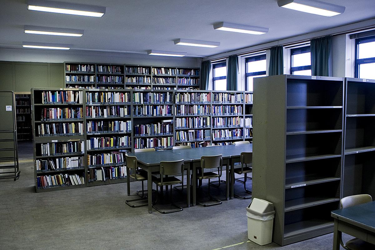 Seminariebibliotheek geschiedenis 2010.