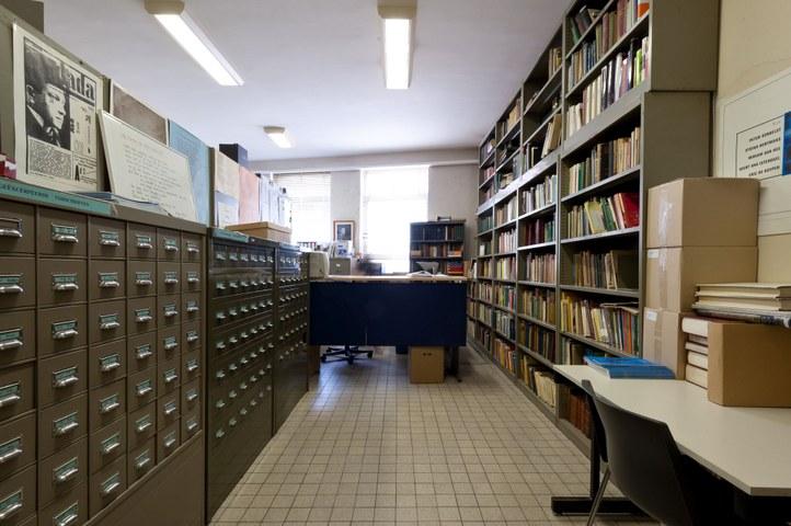 Seminariebibliotheek L30 in 2011
