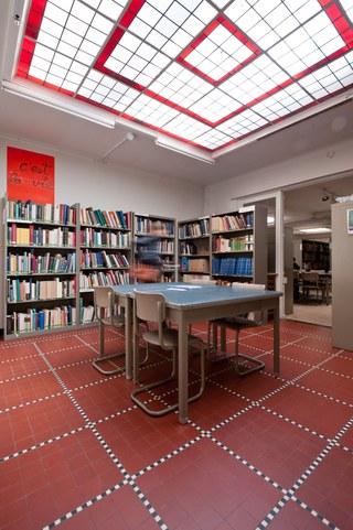 Seminariebibliotheek L88 in 2011