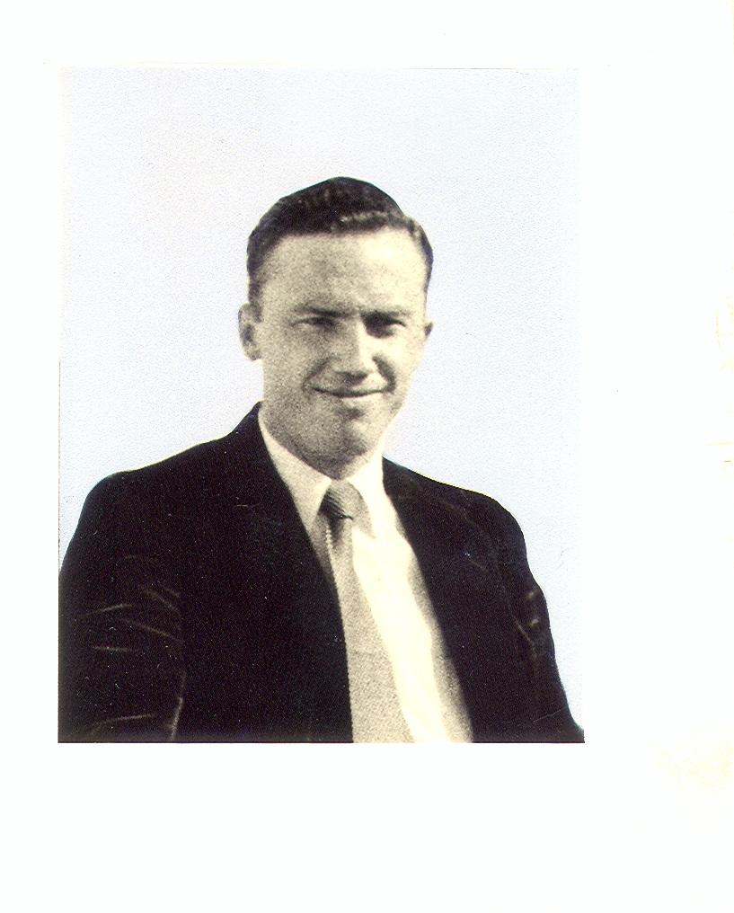 Portret van Walter Thys (1924-2015)