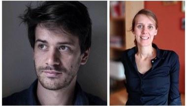 Thomas Kint en Annelies Lannoy (vergrote weergave)