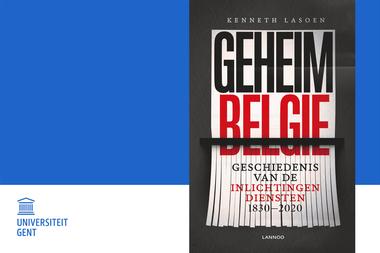 Geheim België - Kenneth Lasoen (vergrote weergave)