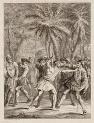 Monzongo, of de koningklyke slaaf (1774). (vergrote weergave)