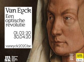 Van Eyck, een optische revolutie (vergrote weergave)