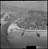 Luchtfoto augustus 1945 (NARA - RG373)