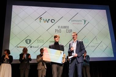 Jonas Roelens wint PhD-Cup (vergrote weergave)
