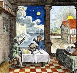 Robert Fludd - Utriusque Cosmi Historia (1617-19) (vergrote weergave)
