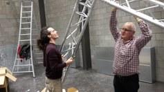 Building an ArtScienceLab IPEM UGENT De Krook March 2017
