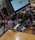 Flexible gripper controlStepper motorSoft sensing