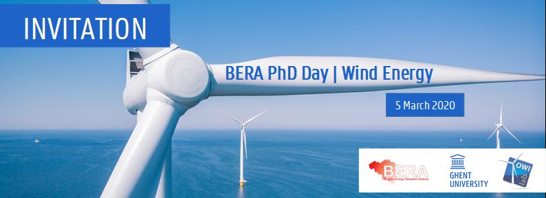 BERA Wind PhD Day 2020