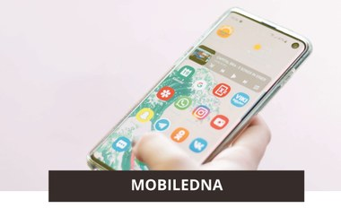 mobileDNA - Application that shows your smartphone usage (large view)