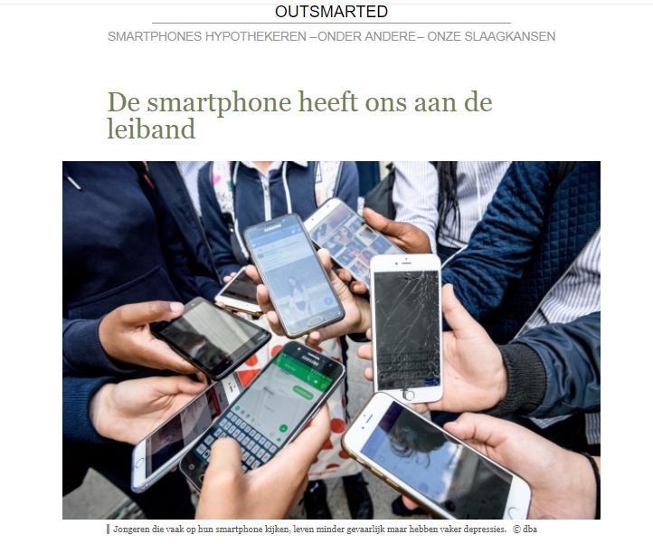 BRON: De Standaard, 8/01/2018, online