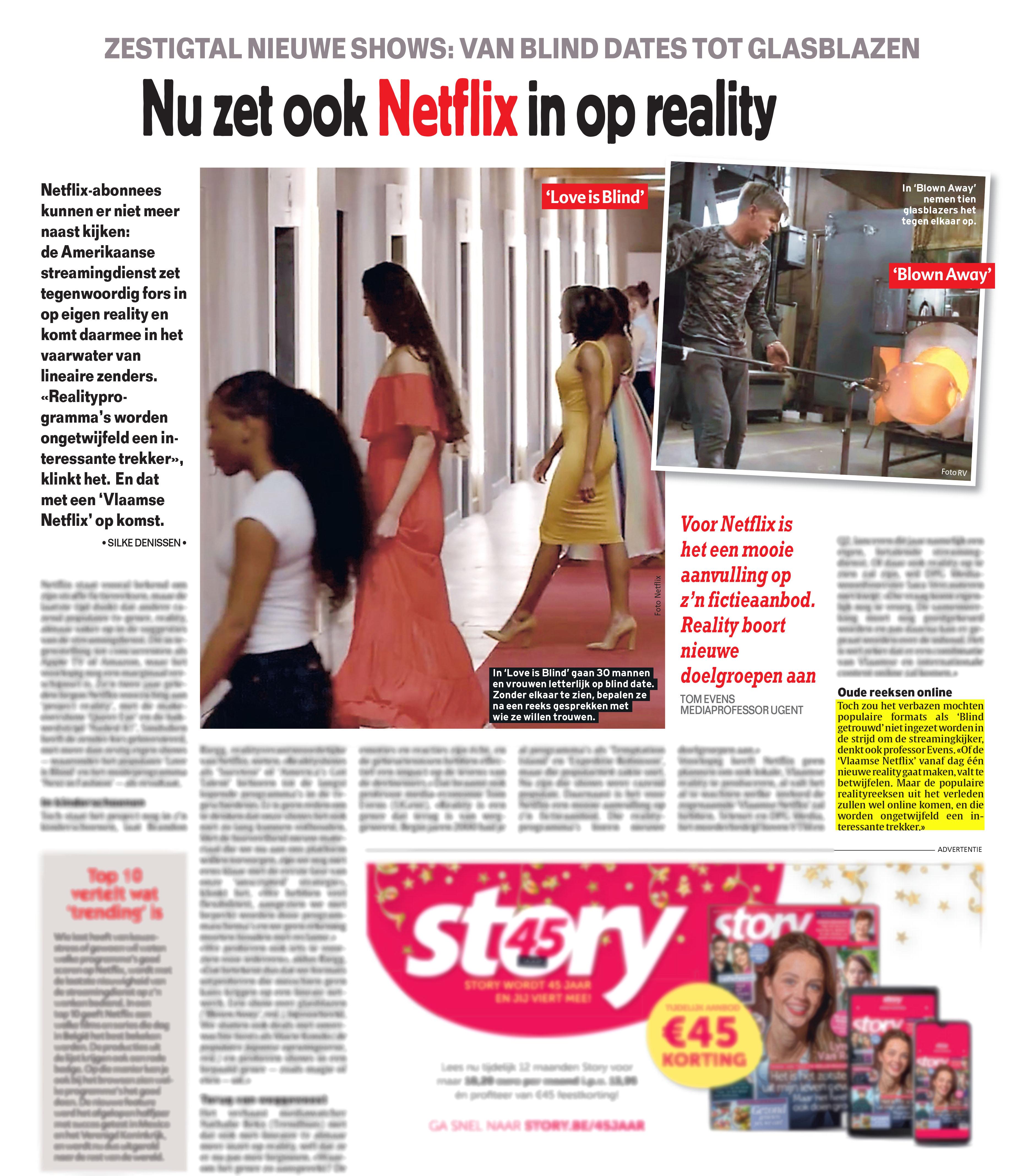 BRON: Het Laatste Nieuws, 28/02/2020, p 31