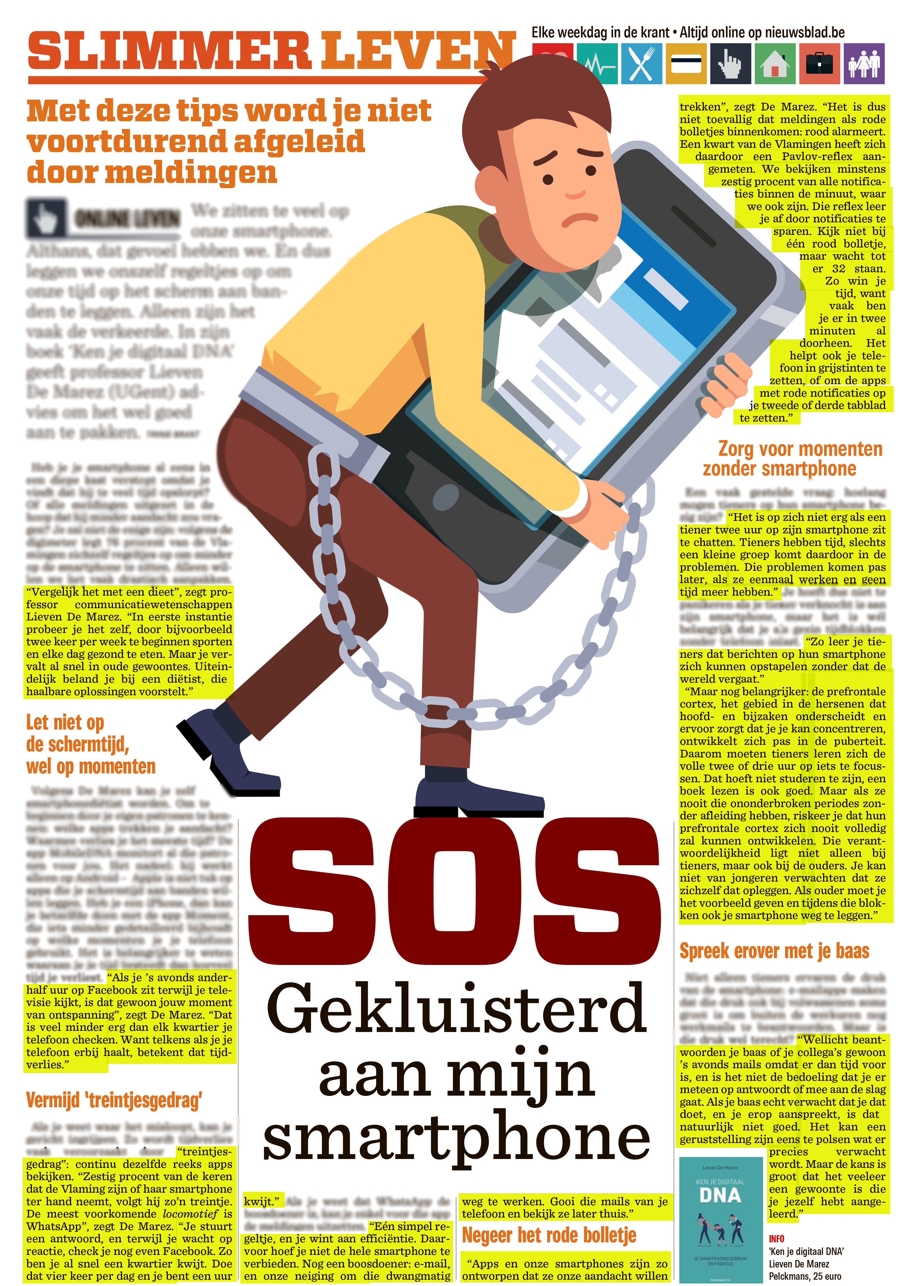 BRON: Nieuwsblad, 23/05/2019, p. 14