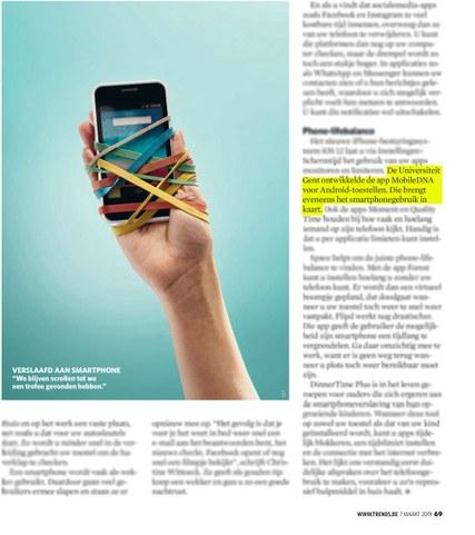 Smartphone use p 69
