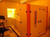3D Micromac miscrostruct vario ps/fs Laser setup