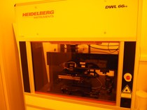 Heidelberg DWL66 Laser Direct Imaging