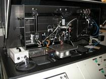 Optec multilaser setup