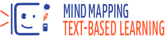 White Mind mapping text-based learning