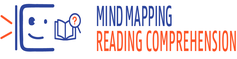 White Reading Comprehension Mind mapping