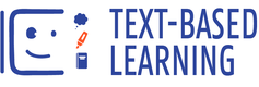 White Text-based learning