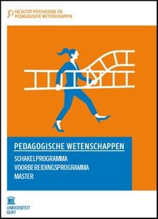 Opleidingsbrochure Pedagogische wetenschappen SP/VP