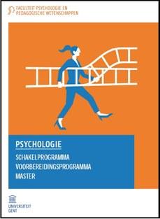 Opleidingsbrochure Psychologie SP/VP