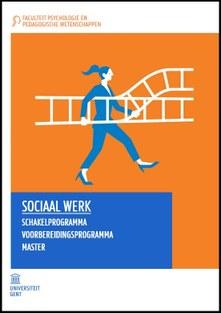 Opleidingsbrochure Sociaal werk SP/VP