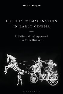 Cover book Fiction & Imagination in Early Cinema