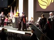 david graduation