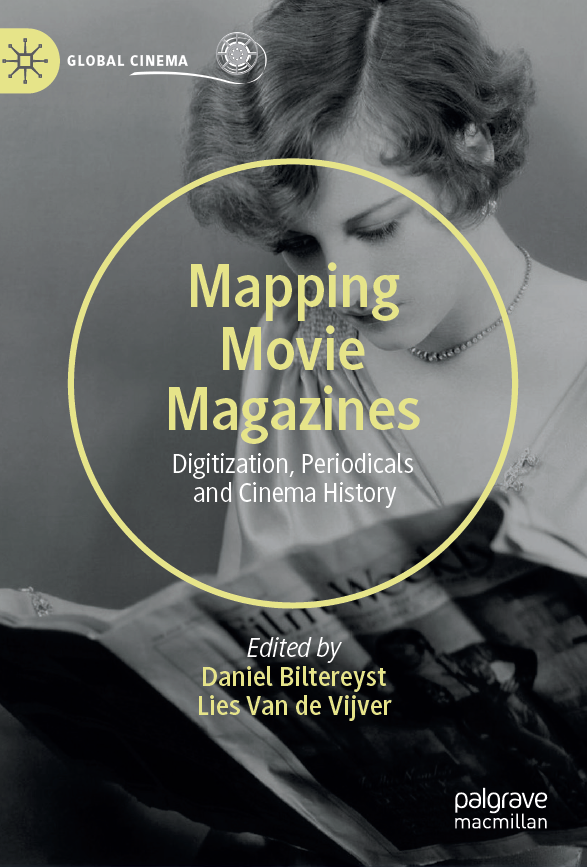 Mapping Movie Magazines cover image