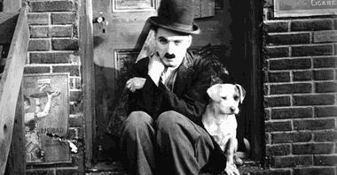 Charlie Chaplin - filmplateau najaar 2020 (vergrote weergave)