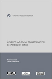 cover conflict and social transformation drc